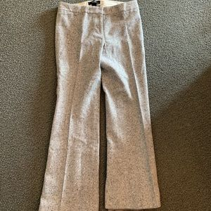 Body by Victoria Christie Fit Gray Wide Leg Pants